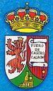 Coat of arms of Castrocalbón, Spain