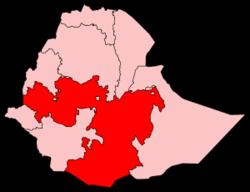 Ορόμια (περιφέρεια)