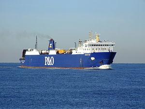 European Trader, Port of Rotterdam, Holland, 06JAN2009 pic2.JPG
