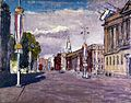 Euston Road, London, from outside Bentley House, showing Wellcome L0018467.jpg