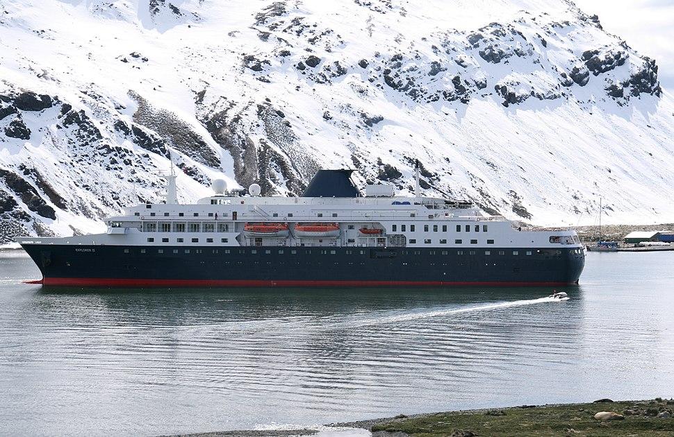 Explorer II South Georgia