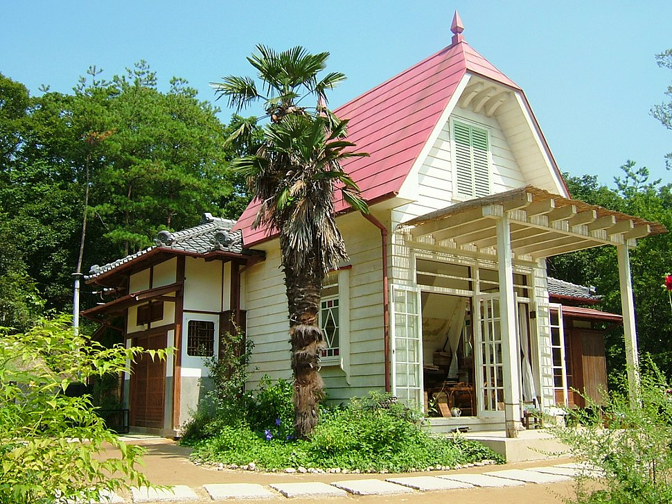 Expo 2005 of Satsuki and Mei's House 13