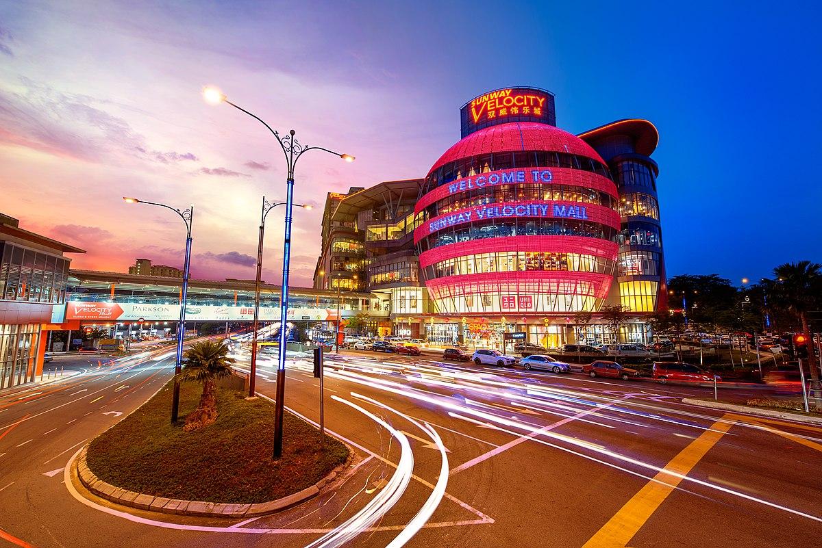 Sunway Velocity Mall - Wikipedia