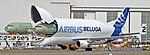 F-GSTB - 2 Airbus A300B4-608ST Beluga Airbus (8634655670) crop.jpg