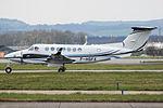 F-HSFX Beech 300 Super King Air 350 (26339642151).jpg