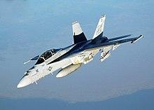 PESAWAT TEMPUR 220px-FA-18_Hornet_VFA-41