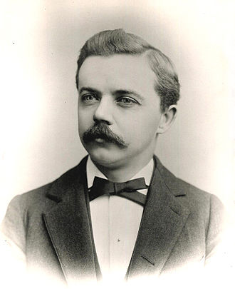 Frank Seiberling - Image: FA Seiberling before 1900