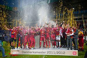 FC Nordsjælland - Image: FC Nmesterskab