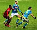 FC Salzburg versus SSC Napoli (UEFA Euroleague Achtelfinalrückspiel 14. März 2019) 27.jpg