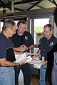 FEMA - 42121 - FEMA public information officers (PIO's) at Cobb County DRC in Georgia.jpg