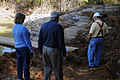 FEMA - 42296 - FEMA Public Assistance Officers with County Official at Dam.jpg