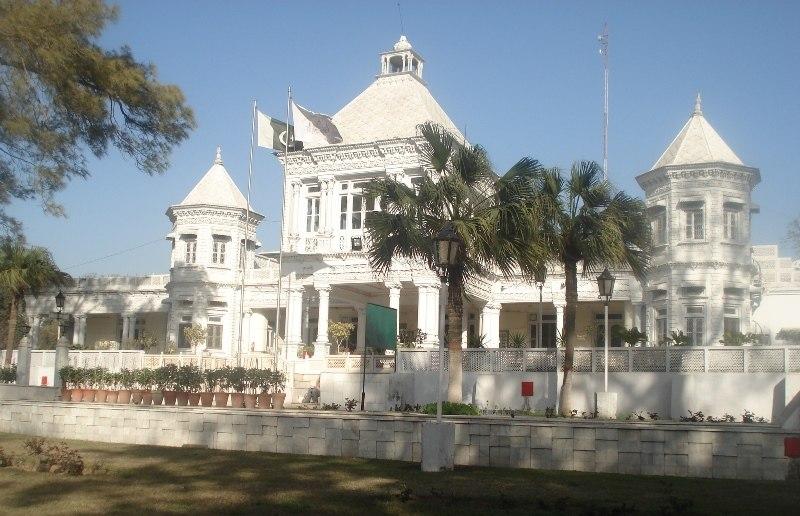 FJWU main building