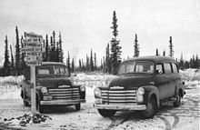 United states fish and wildlife service wikipedia usfws patrol vehicles alaska 1950 the usfws originated in 1871 as the united states commission on fish sciox Gallery
