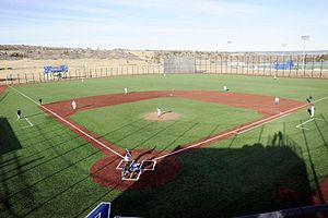 Falcon Baseball Field - Image: Falcon Field