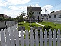 Family graves in the front yard, Tangier Island.jpg