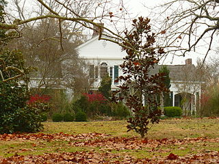 Faunsdale Plantation United States historic place