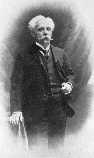 Maurice Ravel - Gabriel Fauré, Ravel's teacher and supporter