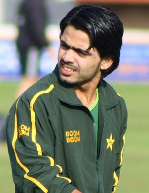 Pakistan Customs cricket team - Pakistan Customs cricketer Fawad Alam