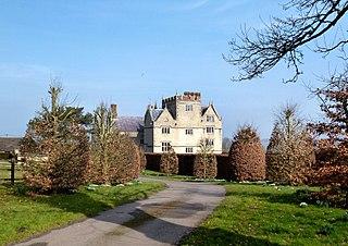 South Fawley village in United Kingdom