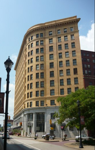 Uniontown, Pennsylvania - Fayette Building