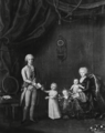 Fechhelm - Maximilian of Saxony and his family - Galleria d'Arte Moderna, Florence.png