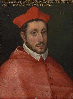 Federico Gonzaga (cardinal) Roman Catholic cardinal