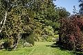 Feeringbury Manor lawn path, Feering Essex England.jpg