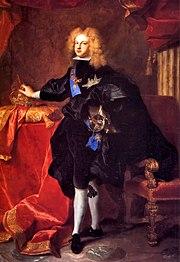 Felipe V; Rey de España