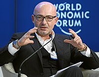 Ferit F. Sahenk - World Economic Forum Annual Meeting 2012 (cropped).jpg