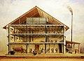 Ferme de Platé, 1880 magasins et ateliers..JPG