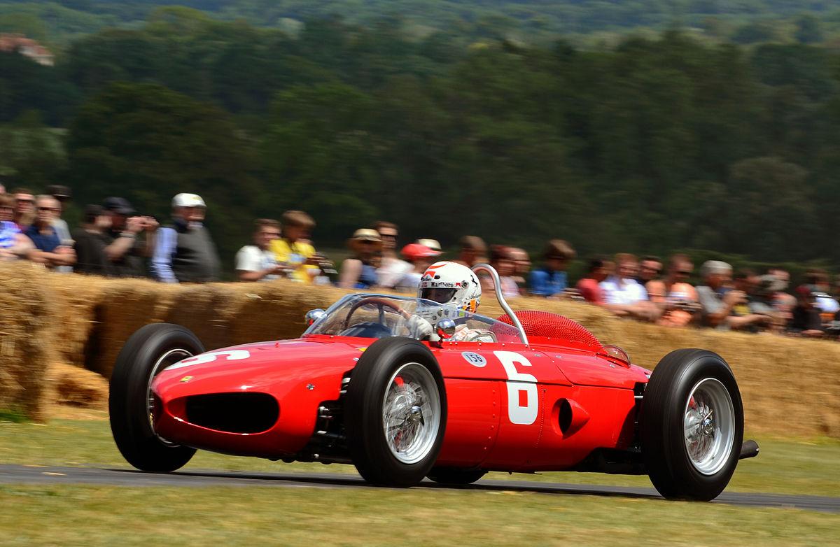 Ferrari 156 Wikipedia