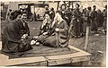 Festival in Japan - Laughing Over Tea - open-air tea ceremony in Japan (1914 by Elstner Hilton).jpg