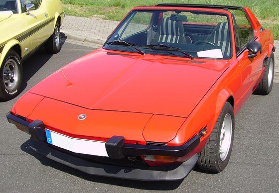 Fiat X1 9 Wikiwand