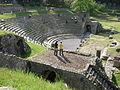 Fiesole, area archeologica, teatro 02.1.JPG
