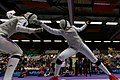 Final women foil French Fencing Championship 2013 n07.jpg