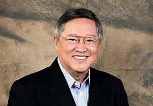 Secretary of Finance (Philippines) - Image: Finance Secretary Carlos Dominguez III