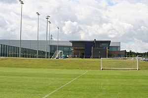 Finch Farm - Image: Finch farm