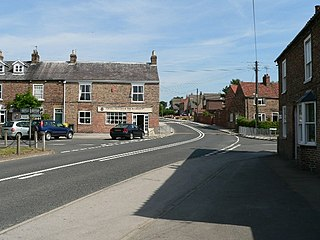 Sheriff Hutton Village and civil parish in North Yorkshire, England