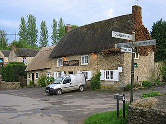Finstock - The Plough Inn, Finstock