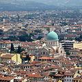 Firenze - Sinagoga da cupola Duomo.JPG
