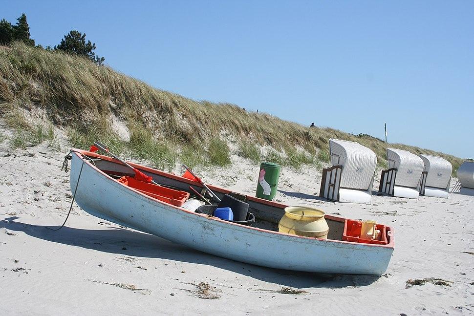 Fischerboot Insel Hiddensee 08