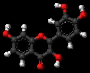 Fisetin - Image: Fisetin 3D balls