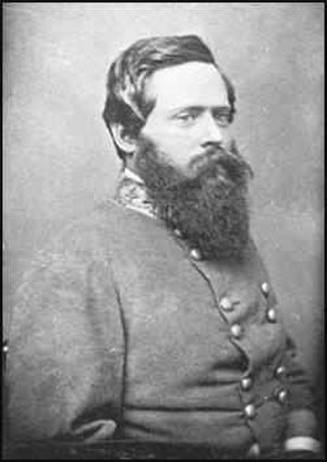 Battle of Five Forks -  Major General Fitzhugh Lee