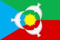 Flag of Aksubayevsky rayon (Tatarstan).png