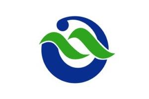 Nakatosa, Kōchi - Image: Flag of Nakatosa Kochi