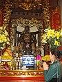 Flickr. Chùa Phật Tích Trúc Lâm, Bản Giốc, 02-04-2015 (3) Tượng ngài Nông Trí Cao.jpg