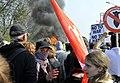 Flickr - NewsPhoto! - NATO protest Strasbourg 4-4-09 (23).jpg