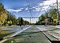 Flickr - NewsPhoto! - Overweg vernieuwing te Diemen.jpg