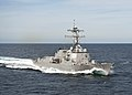 Flickr - Official U.S. Navy Imagery - USS Nitze transits the Atlantic Ocean..jpg