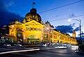Flinders Street Station Dusk.jpg